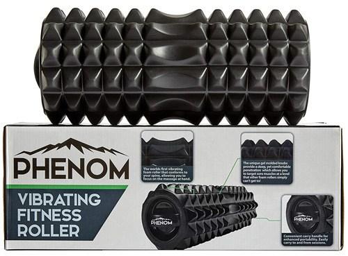 The Phenom Vibrating Foam Roller