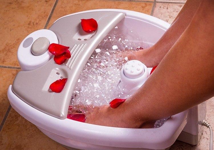 Water Foot Massager